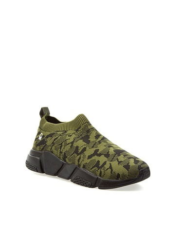 Benetton Sneakers Haki